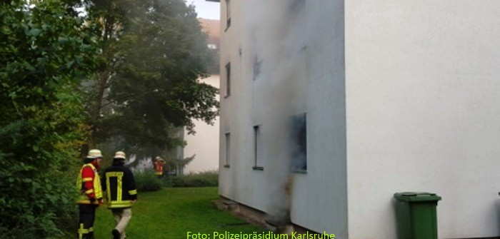 Kellerbrand in Waldbronn - so wichtig sind Rauchmelder