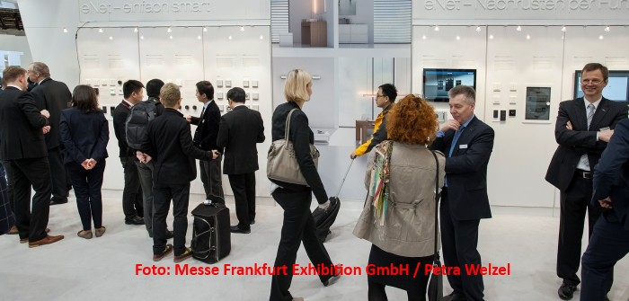 Sicherheitstechnik-Messe Light-and-Building-2016