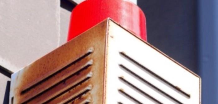 Alarmanlagen-Signalgeber-Lampe