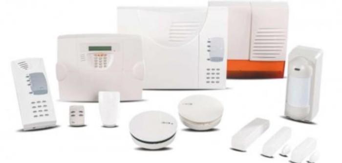 DAITEM-Alarmsystem D16