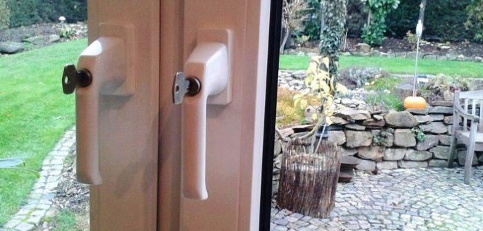 Sichtbar steckende Schlüssel sollten unbedingt vermeiden werden