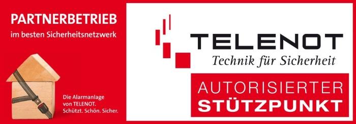 Telenot-Sicherheitsnetzwerk
